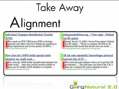 the co alignment principle