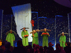 Slava's Snowshow in Vienna (Museumsquartier) | by viZZZual.com