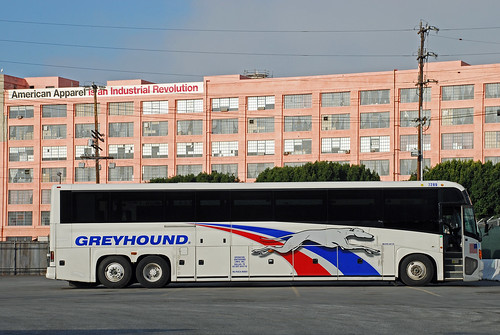 Greyhound | by So Cal Metro