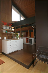 mid century modern house kitchen | by photo art portraits