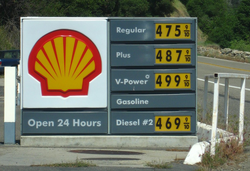 Gas Prices In California >> Gas prices in California | In eastern California, away from … | Flickr