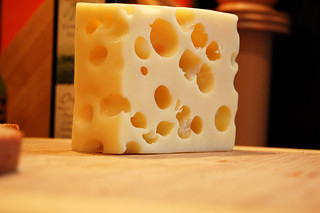 Swiss Cheese | by thenoodleator