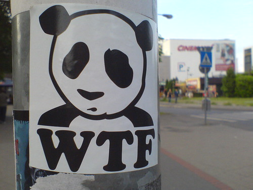WTF | by schoschie