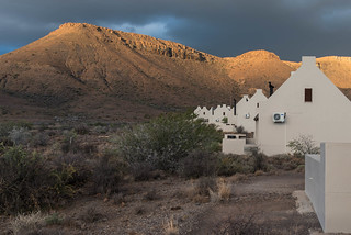 Abend im Rest Camp Karoo Nationalpark