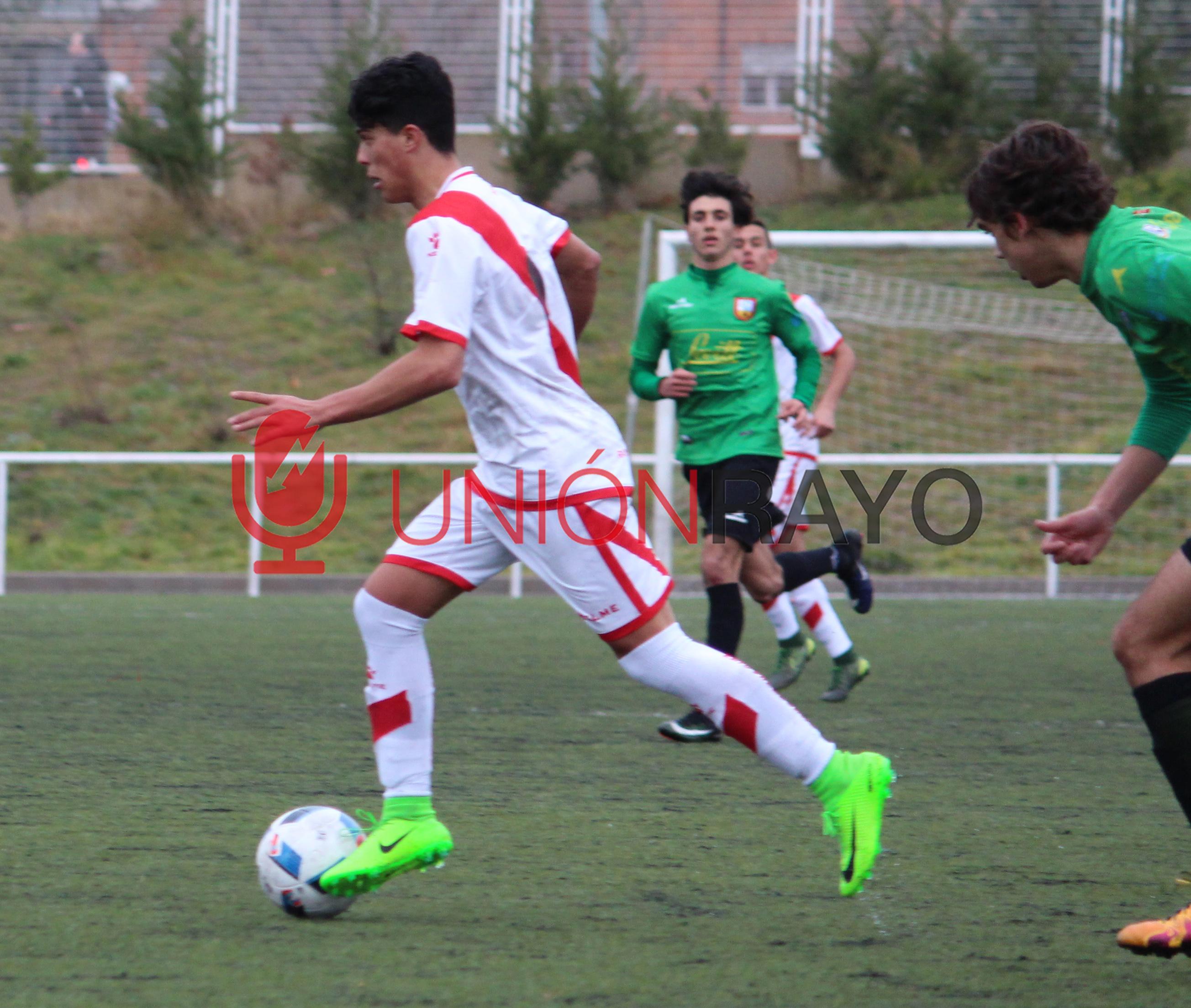 Juvenil B 1-0 Alcobendas Levitt
