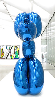 Balloon Dog (Blue) - Jeff Koons (3489)