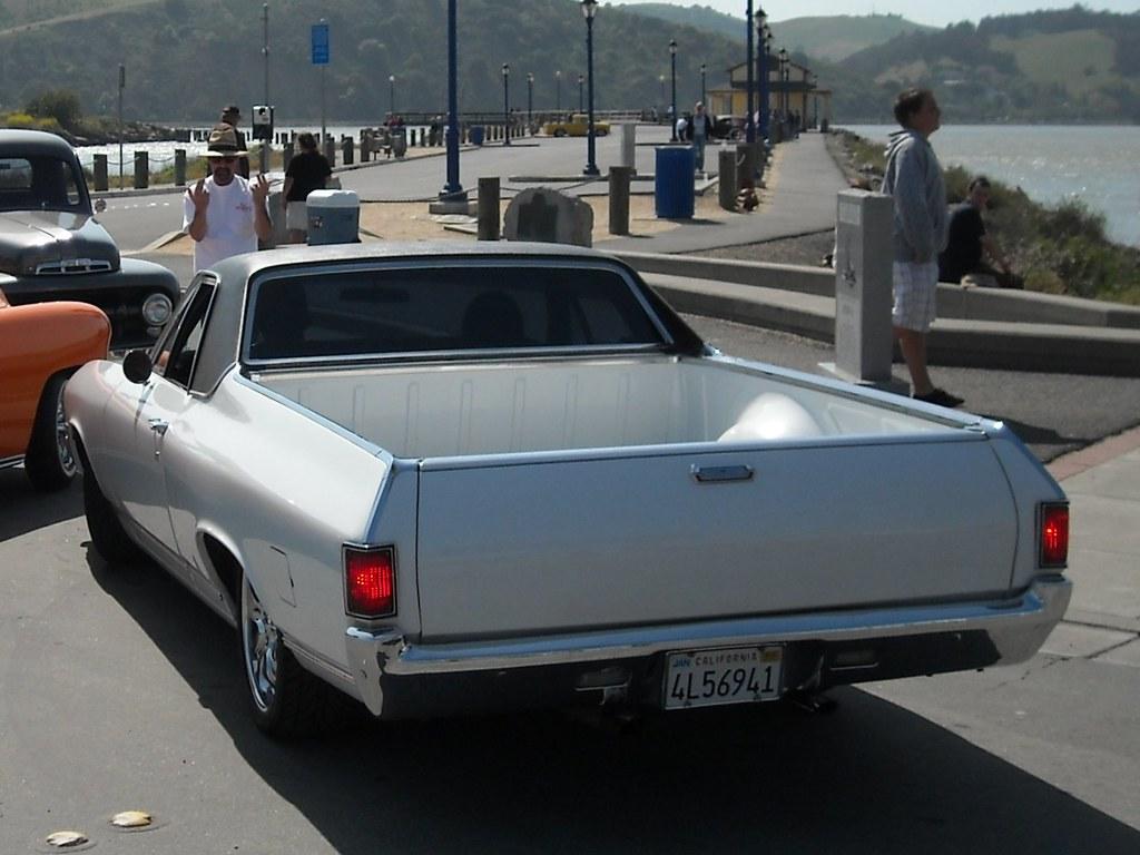 1968 Chevrolet El Camino 307 Custom 4l56941 3 Flickr Chevy By Jack