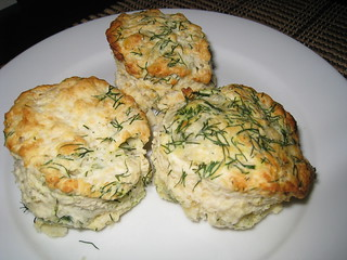 Buttermilk Biscuits with Cheddar and Dill | by Kevin - Closet Cooking