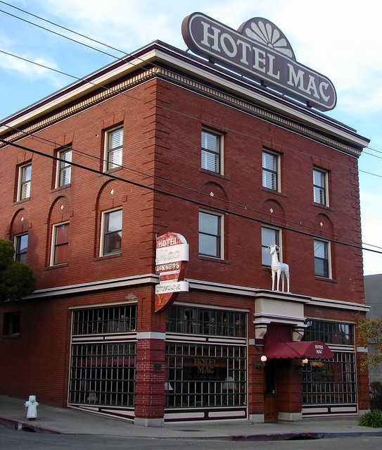 Hotel Mac Point Richmond Ca