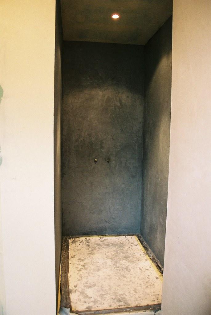 mortex enduit hydrofuge pour sols murs et salles d 39 eau flickr. Black Bedroom Furniture Sets. Home Design Ideas
