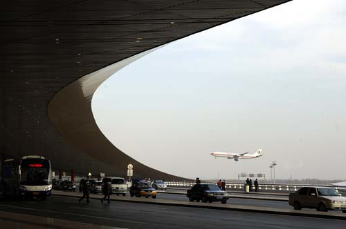 Beijing Capital International Airport new Terminal 3 Flickr