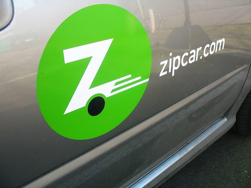 hooray for zipcar! | by Rakka