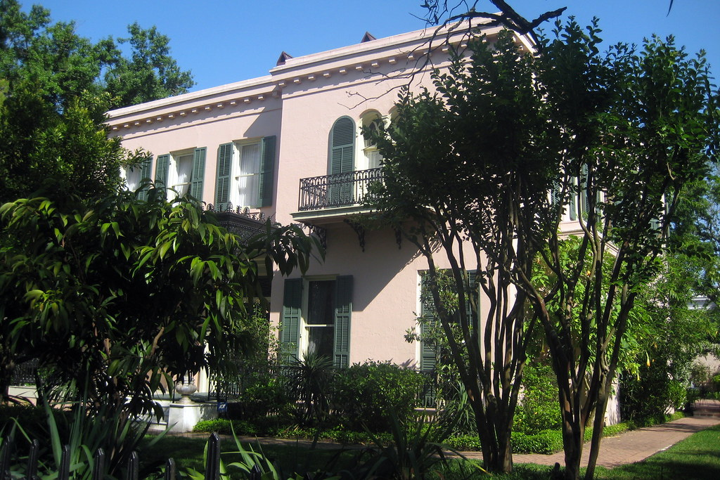 New Orleans Garden District Gilmour Parker House Flickr