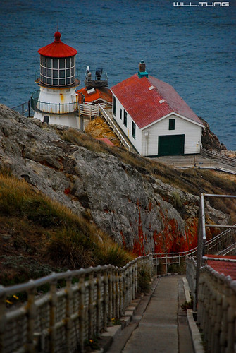 Point Reyes Lighthouse | by will.tung