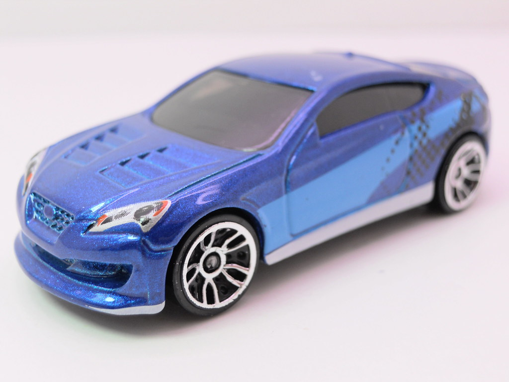 Hot Wheels Hyundai Genesis Coupe 2 Justjdm Photography