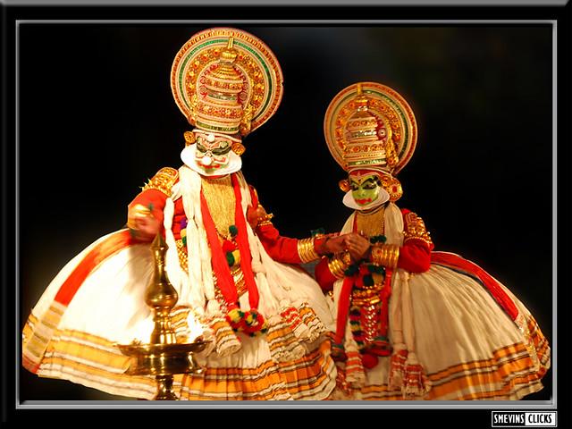 K A T H A K A L I The Classical Dance Drama Of Kerala I