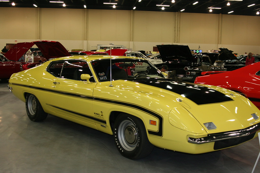 1970 ford torino king cobra by the freewheeling daredevil - Ford Torino King Cobra
