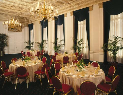 San Francisco Wedding Reception Hotel Sir Francis Drake Flickr