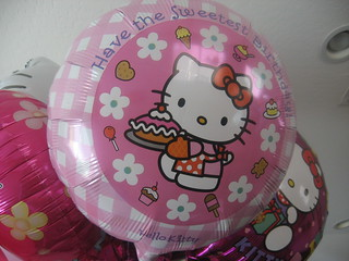 Image Result For Hello Kitty Balloons