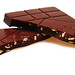 Charles Chocolates Candied Hazelnut Chocolate Bar