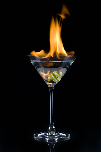 Drinks That Get Set On Fire