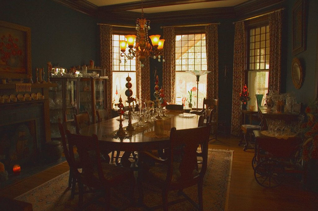 Black Dining Room Table Pintrest