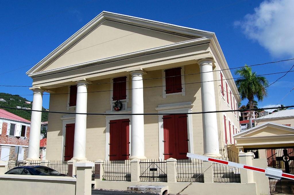 St Thomas Reformed Church Charlotte Amalie St Thomas U