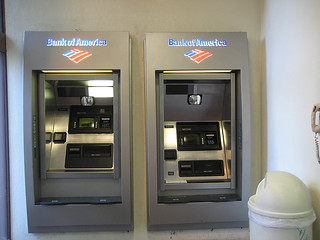Bank of America ATMs | by Maulleigh