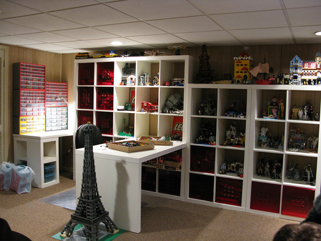 Renovated Lego Workshop Ii Nearly Completed Workstation