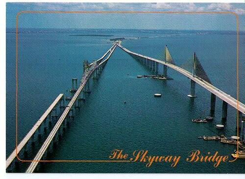 Tampa Bay Bridge Florida Tampa Bay Florida | by