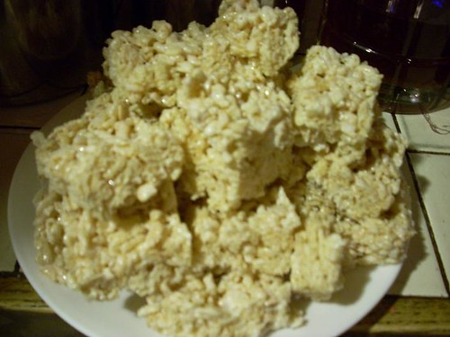 Rice Krispie Treats | by Library Kat