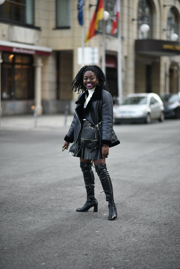 Lois-opoku-berlin-fashion-week-shearling-aviator-coat-lisforlois