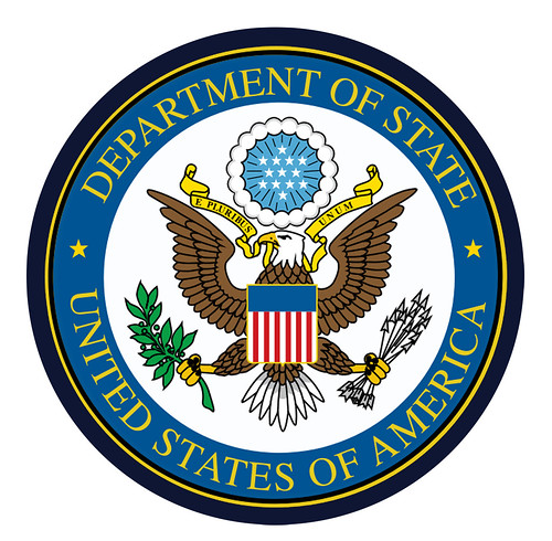 Department of State Seal | by DonkeyHotey