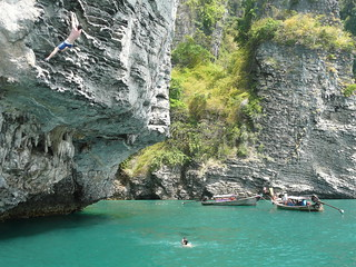 Deep Water Soloing | by Seth Mazow