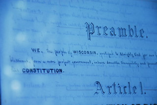 Constitution of Wisconsin state | by shahbasharat