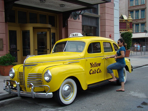 Gallery Old Taxi Cabs