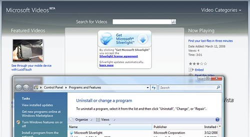 how to use microsoft silverlight on firefox
