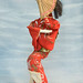 Vintage Japanese Kimono Doll - Nippon Ningyo Figurine
