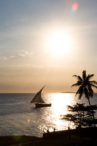 A Dhow in Stone Town | by wendylin20