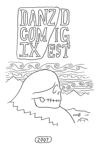 DANZ COMIX DIGEST 2007 | by daniel64