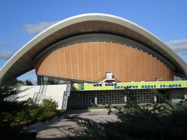 Haus der kulturen der welt the house of world cultures berlin