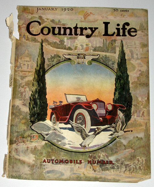 Country Life: January 1920 Country Life Magazine