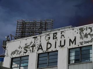 Abandoned Tiger Stadium - Detroit ( ALL RIGHTS RESERVED ) | by DetroitDerek Photography ( ALL RIGHTS RESERVED )