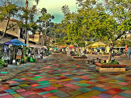 Art Village | Spanish Village Art Center, San Diego CA ...