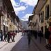 Street sceen in Cusco, Peru