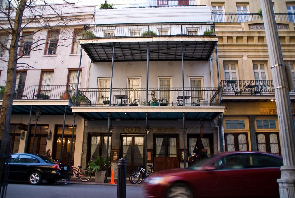 Chef Duke S Cafe Giovanni Rue Decatur Streetnew Orleans La