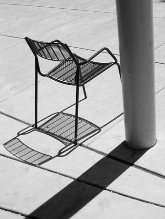 Chair & Shadow | by shaire productions