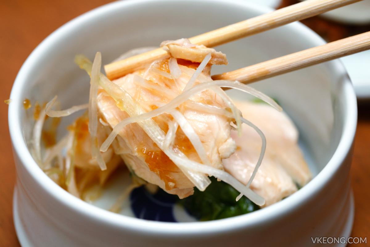 Hakata Mizutaki Toriden Boiled Chicken