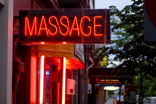 massage parlour terms Wollongong