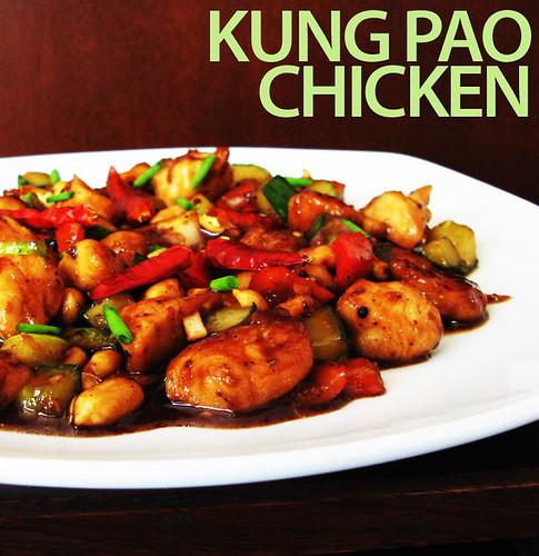 Kung Pao Chicken Recipe Food Network